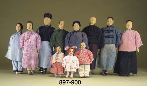 Door of Hope Mission dolls