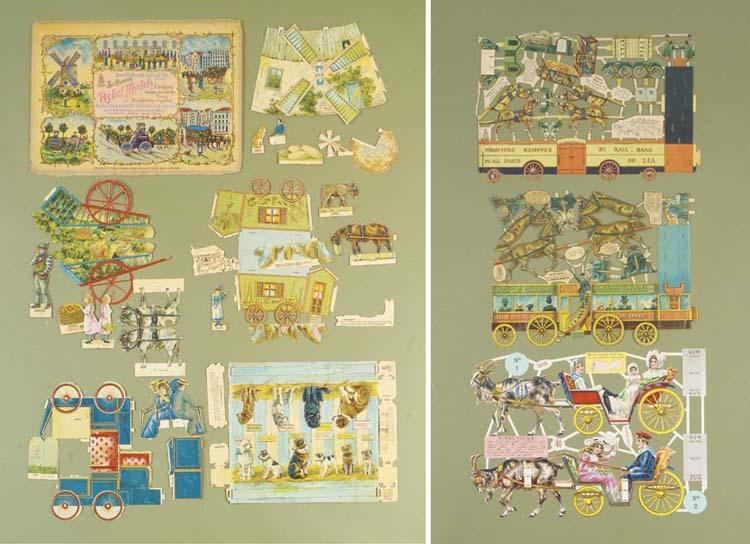Tuck's Royal Art Novelty Serie