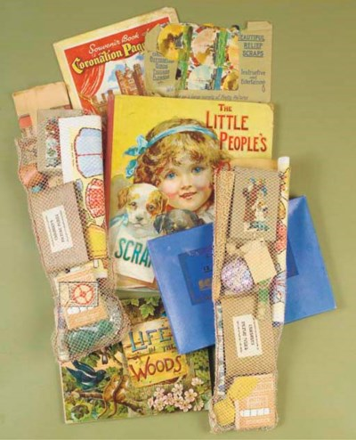 Printed items for children