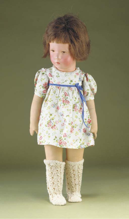 A Kathe Kruse German Child VII