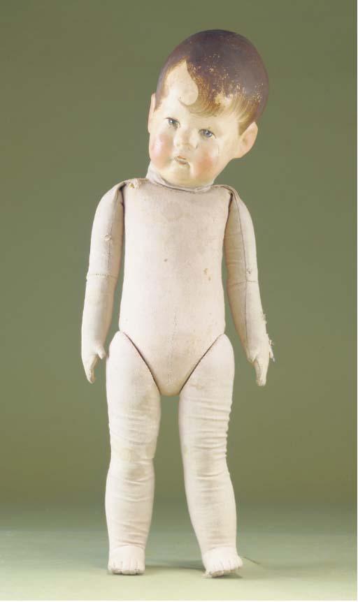 A Kathe Kruse Doll No.1