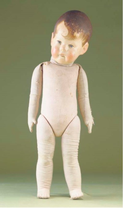 A Kathe Kruse Doll No.1