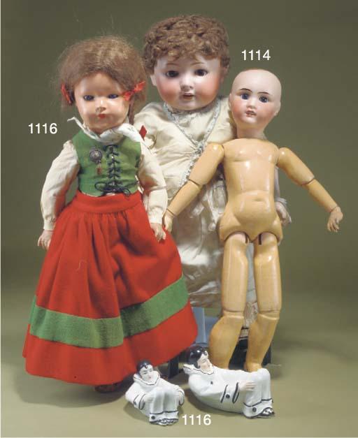 An Ernst Heubach 320 toddler d