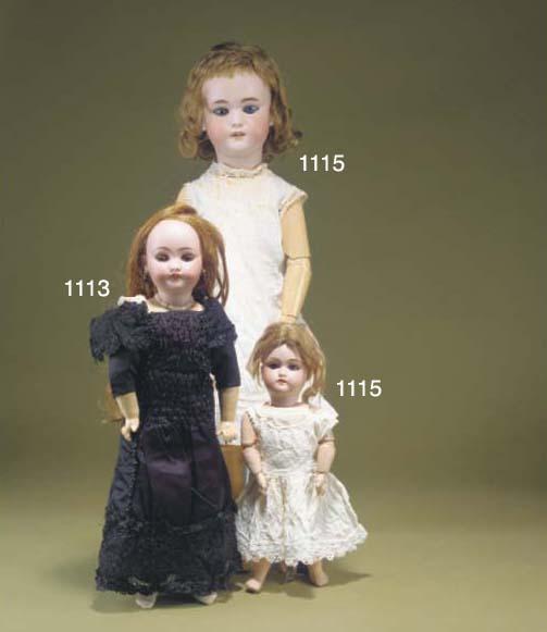 A Simon & Halbig 1078 child do