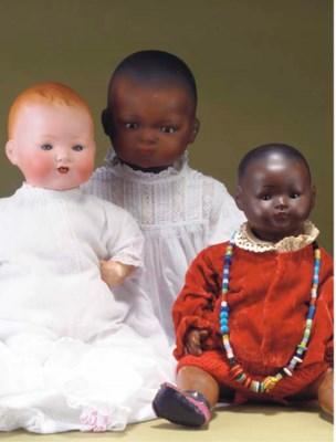 A Recknagel black baby
