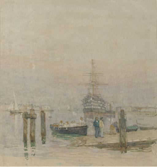 Henry Robertson (fl.1885-1898)