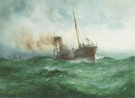 E. Beauchamp (c.1926)