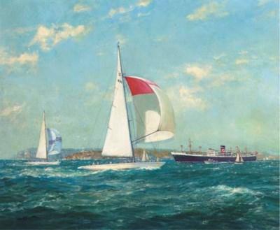 John Allcot, F.R.S.A. (1888-19