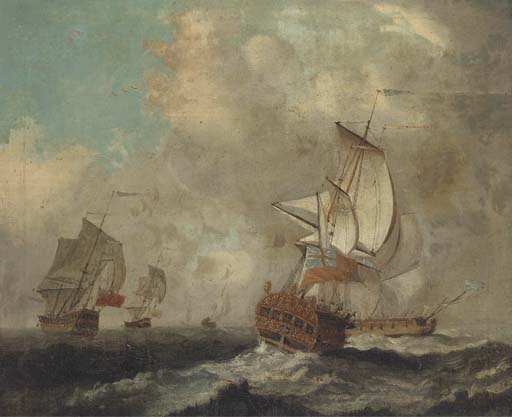 Attributed to Peter Monamy (16
