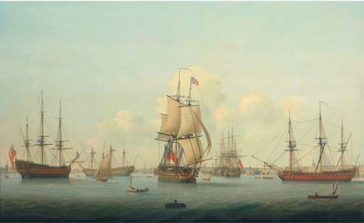 Thomas Elliott (fl.1790-1800)