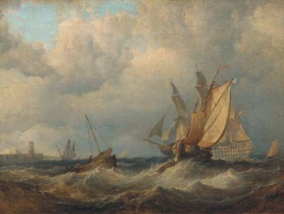 Attributed to George Chambers