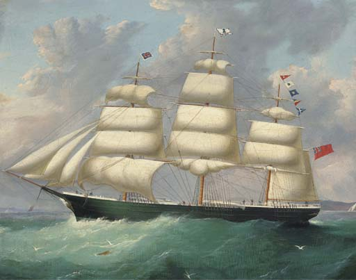 Francis Hustwick (1797-1865)