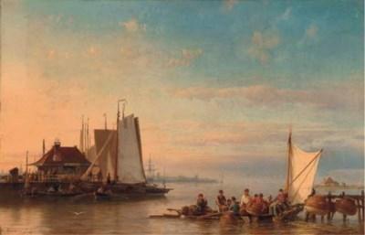 Hermanus Koekkoek, Jun. (1836-