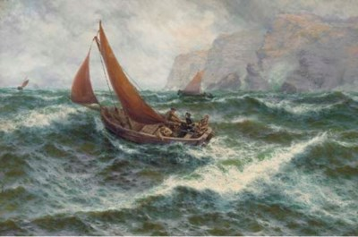 Thomas Rose Miles (fl.1877-188