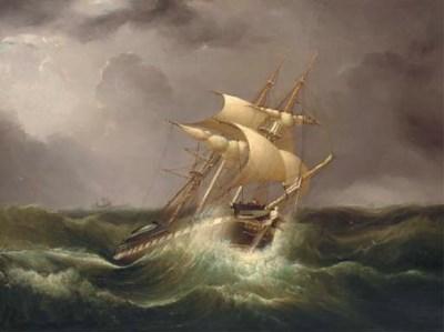 William Adolphus Knell (1808-1