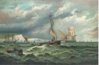 R. Roberts (c.1886)