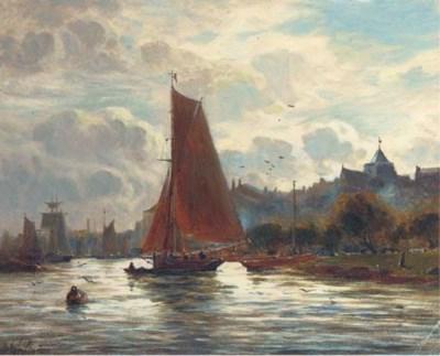 Robert Malcolm Lloyd (fl.1875-