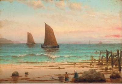 Charles Keith Miller (c.1892)