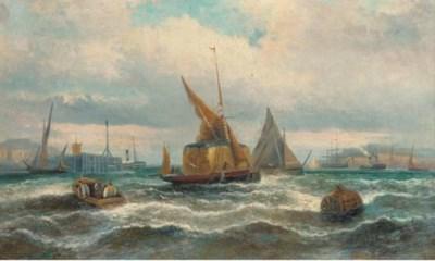 William Thornley (fl.1858-1898