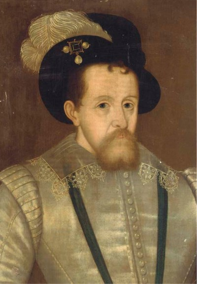 Follower of John de Critz