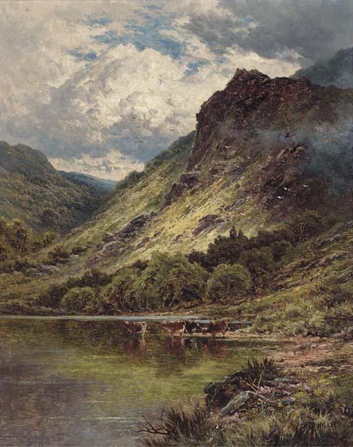 H. D. Hillier, 19th Century