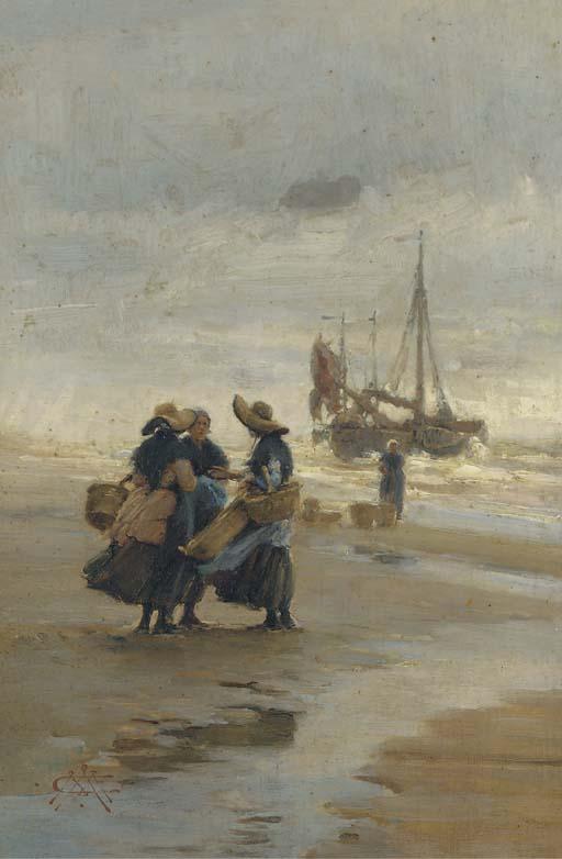 Minnie Agnes Cohen (b. 1864 fl