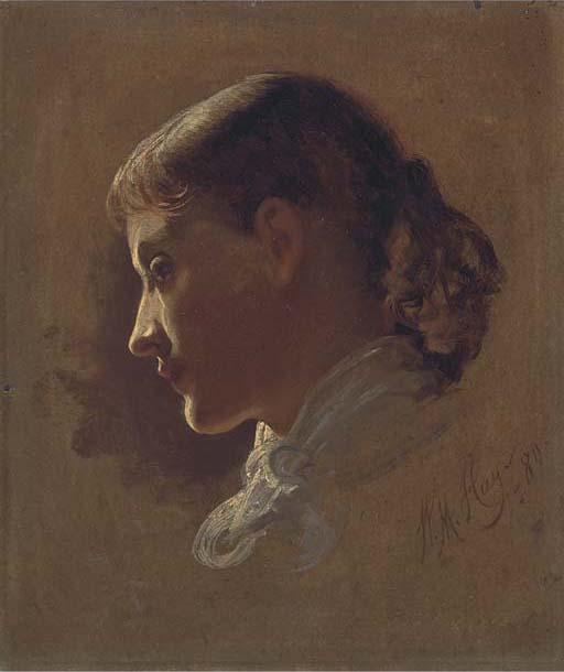 William M. Hay (Fl.1852-1889)