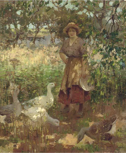 William Hannah Clarke (1882-19