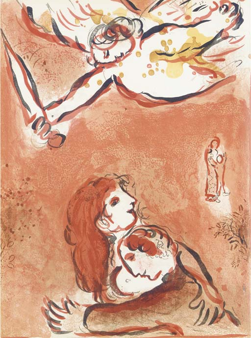 CHAGALL, Marc (1887-1985).  Ve