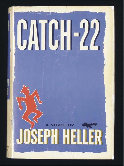 HELLER, Joseph (1923-1999).  C