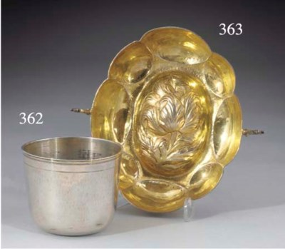 A German Silver Tumbler Cup
