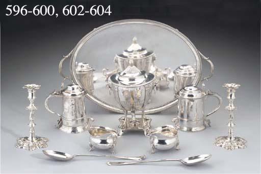 A George III Coffee Urn
