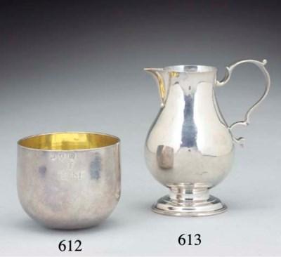 A George II Tumbler Cup