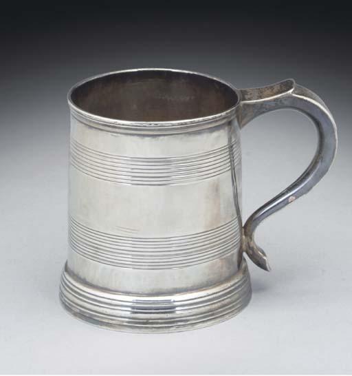 A William III Silver Mug