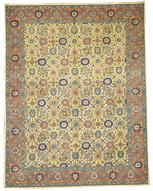 A Tabriz carpet, North-West Pe