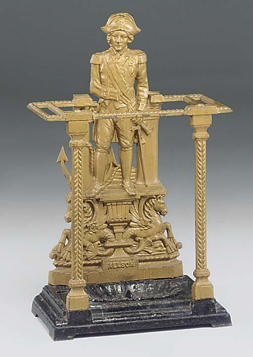 A SCOTTISH VICTORIAN CAST IRON