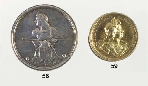 A George III Silver-Gilt Snuff