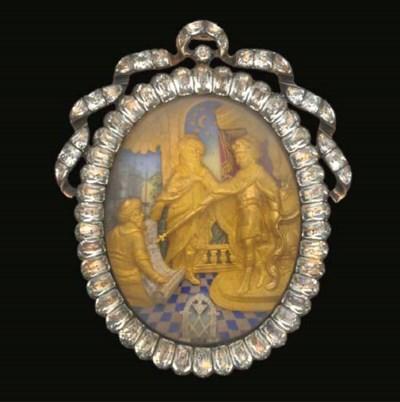 A Rare George III Silver-Gilt