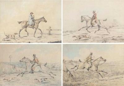Henry Alken, Snr. (1785-1851)