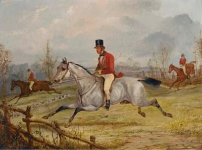 Henry Thomas Alken, Snr. (1785