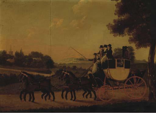 John Cordrey (C.1765-1825)