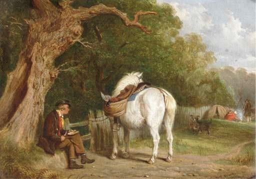 Martin T. Ward (1819-1858)