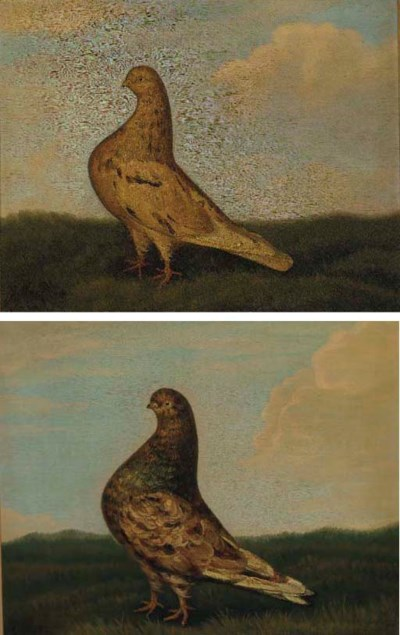 J Ward, 19th Century