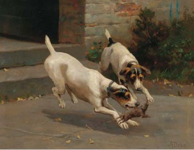 Alfred Duke (D.1905)