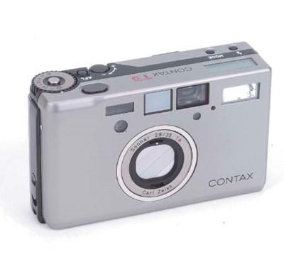 Contax T3 no. 26101