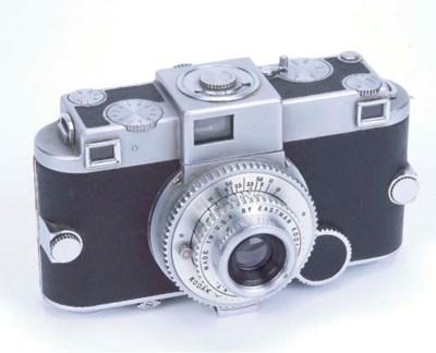 Super Kodak 35 camera