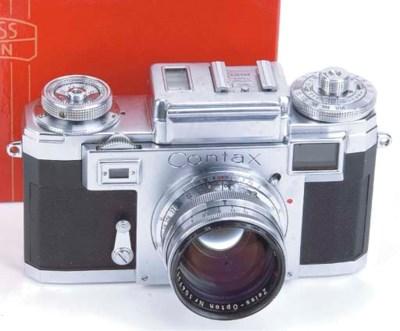 Contax IIIa no. A54323