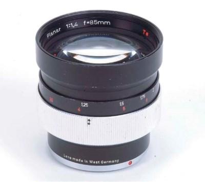 Planar T* f/1.4 85mm. no. 5771