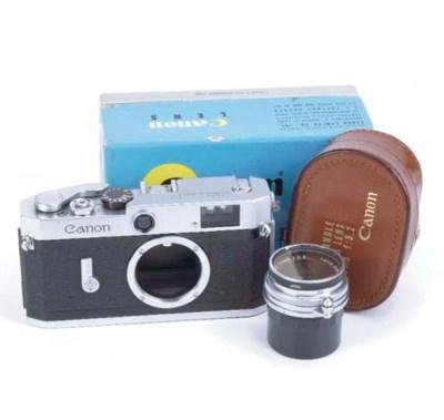 Canon P no. 767654