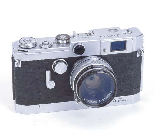 Canon VT de Luxe no. 551355
